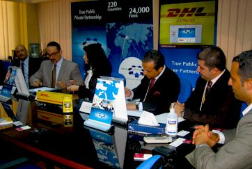 DHL and USAID Partnership