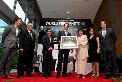 TNT and World Press Photo Exhibition Malaysia